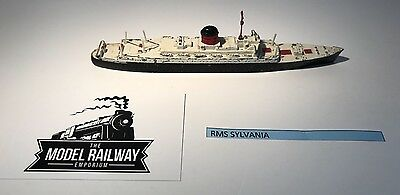 Vintage - Triang Minic Ships - M710 - Rms Sylvania - Diecast Unboxed Rarity