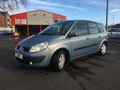 2006 Renault Grand Scenic 1.5 dCi Expression 5dr
