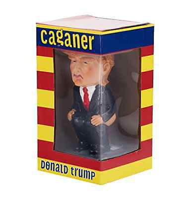 Donald Trump Caganer Political Caricature Collectible Character Figure Toy Fun