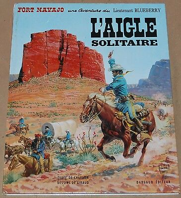 BLUEBERRY-3- / L'aigle solitaire / Re 1971 / BE-
