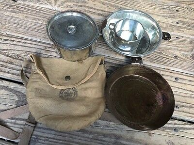 Collectible Boys Scouts of America Cooking Kit