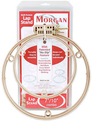 """Lap Stand Combo 7"""" & 10"""" Hoops  266"""