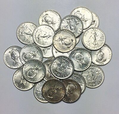 1944 - 1945 Philippines 10 Centavos AU to UNC   COINS OF WWII