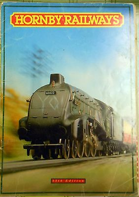Hornby Catalogue 1989 R280 35th Edition