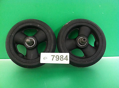 Anti Tip Wheels for Invacare FDX Power Chair  ~set of 2~  #7984