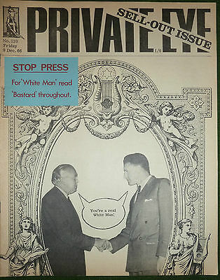 Private Eye Issue 130, 9 December 1966 Ideal 50th Anniversary Gift