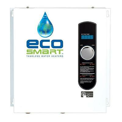 Eco Smart Eco 27 Tankless Water Heater Smart Technology For Endless Hot Water.