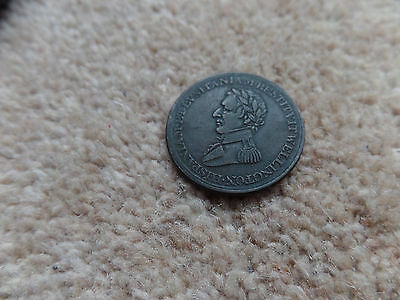 Rare OLD Medal,Coin  1812s