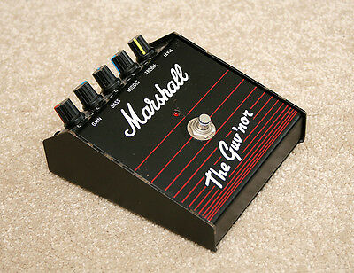 Vintage Marshall Guv'nor - Serial Number 95