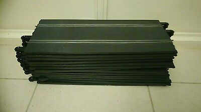SCALEXTRIC CLASSIC LONG STRAIGHT JOB LOT TRACK x 15 - C160 350mm Long