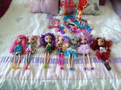12 La Dee Da Dolls Spinmaster £290.00 To Buy. & 4  New Brazillers £80 To BuySALE