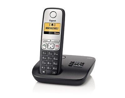 Siemens Gigaset A400A Cordless Phone With Answer Machine