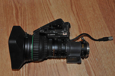 CANON H15ax6 IRS BX12 IF BCTV 15X WITH 2X EXTENDER LENS