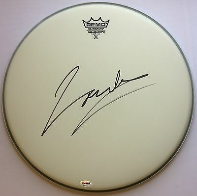 """Lorde Royals Signed Remo 13"""" Drumhead Psa/dna Auto Pure Heroine X14"""