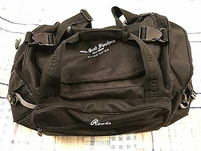 "THE GOOD SHEPHERD ""FILM CREW"" DUFFEL BAG ""NEW, NEVER USED"" DAMON, JOLIE, De NIRO"