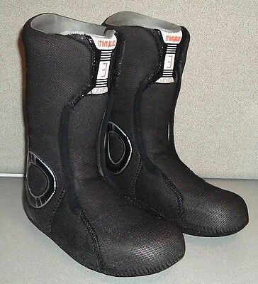 Mens Intuition Style Ultralght Heat Moldable Boot Liners Mens Sz 9.5 Mondo 275