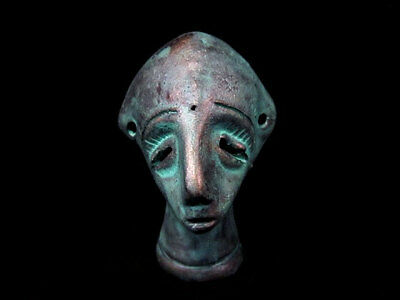 Beautiful Neolithic Ceramic Idol –Vi  Millennia B.c, Replica!!!
