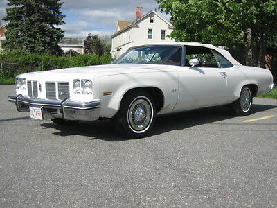 1975 Oldsmobile Other Royale Convertible 2-Door 1975 Oldsmobile Delta 88 Royale Convertible 2-Door 7.5L