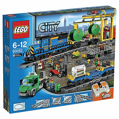 LEGO City Cargo Train 60052 BRAND NEW SEALED £139.99