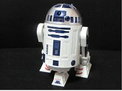 Rogue One Star Wars x Coca - Cola R2 - D2 AM Radio made in Japan From Japan