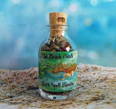 HERBAL SPELL BLEND Healing Herb Mixture Ritual Herbs ~ Wicca Witchcraft Pagan