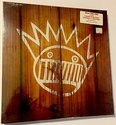 WEEN 1996-2000 VINYL BOX SET RARE 180g color LP MOLLUSK WHITE PEPPER 12 COUNTRY