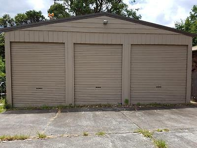 Steel Garage Colorbond 9m x 11m x 3.5m