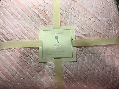 Pottery Barn Kids Bailey Quilt - Full-Queen F/Q - Brand New