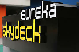 EUREKA SKYDECK 88 SkyTower 2 For 1 Adult Buy 1 Get 1 Free Entry Voucher Coupon