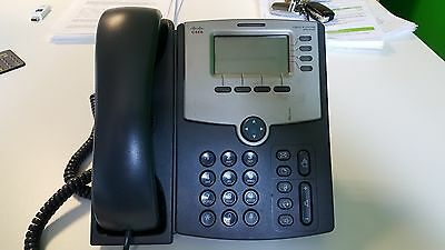 *** Cisco SPA504G IP Handset ***