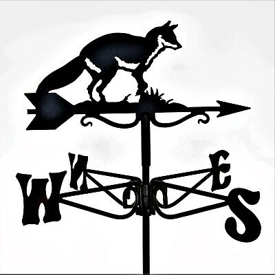 Fox Metal Weathervane