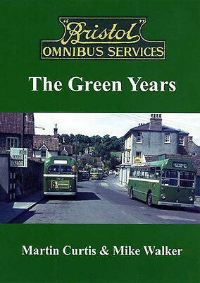 Bristol Omnibus Services - The Green Years