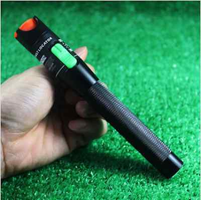 AUA 30mW 30KM Pen Type Plastics Visual Fault Locator Fiber Optic Cable Tester