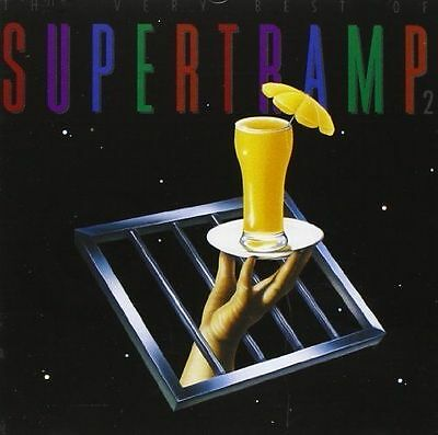 Supertramp The Very Best Of Vol 2 Brand New Sealed Cd Greatest Hits