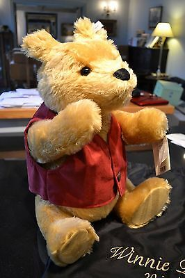 *Brand new & limited edition Steiff Winnie the Pooh (20 inches) EAN 680298*