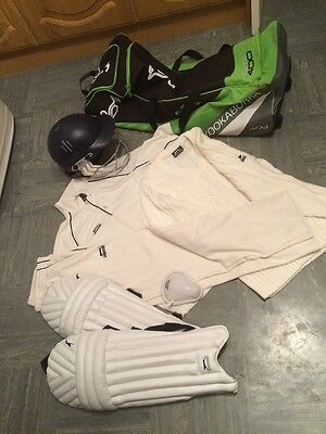 Cricket Youths Equipment / Kit