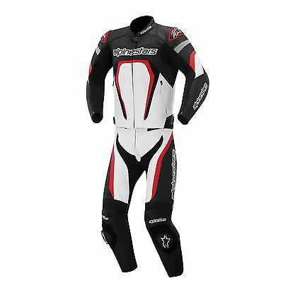 Alpinestars Original Motegi Motorbike/motorcycle Racing 2 Piece Leather Suit
