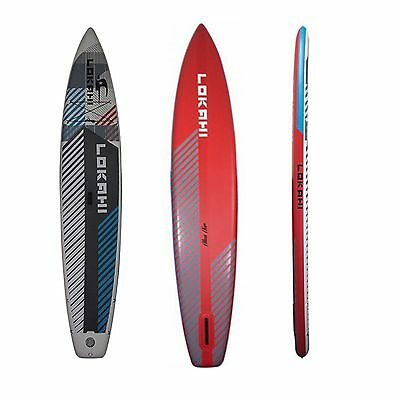 LOKAHI AKA AIR CROSOVER 12'6  Touring Stand Up Paddle Board  SUP