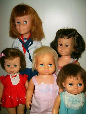 Chatty Cathy And Chatty Family Doll Voice Repair.  Free Return Shipping!