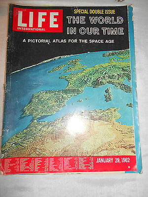 Life International 1962 - Special Double Issue