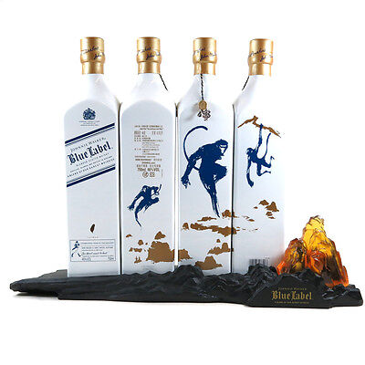 Johnnie Walker Blue Label Year of the Monkey Display Stand Only