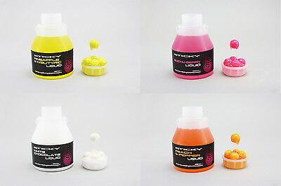 Sticky Baits - Liquid 250ml Fishing Baits All Flavours