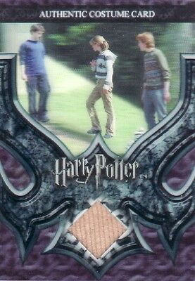 World of Harry Potter in 3D II Hermione Granger's pants C3 Costume Card