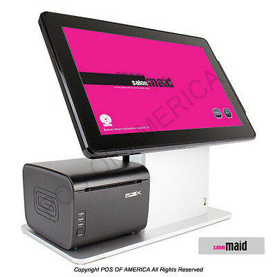 POS-X TP5 POS Maid for Salon Spa Nails All-in-one Station Complete Bundle NEW