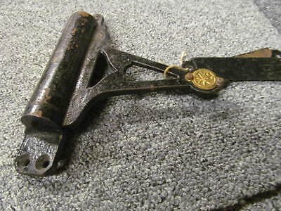 Unused Vintage Iron Door Closer/Sprung Hinge - W.T. & S      *-C15-*