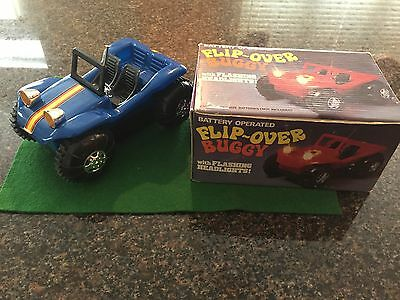 FLIP OVER BUGGY-Works!!!-with original box