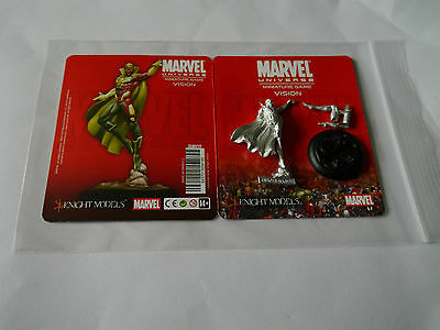 Marvel Universe Miniature Game: Vision