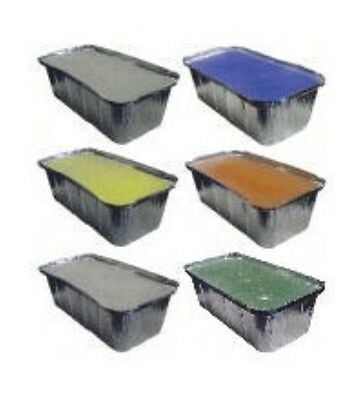 Sharonelle Quick Melting Paraffin Natural Wax 2lbs w/ 5 flavours(MADE IN CANADA)