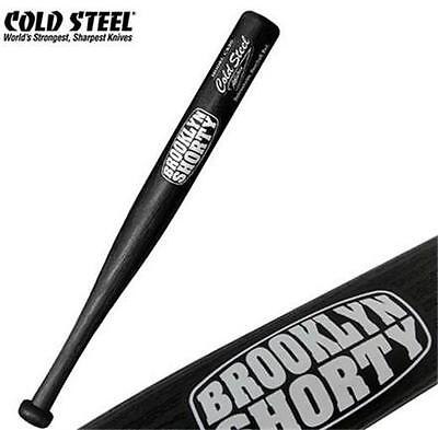 "UNBREAKABLE BROOKLYN SHORTY QUALITY 20 "" 515g  BASE BALL BASEBALL BAT COLD STEEL"