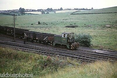 NCB Avenue coking plant Chesterfield loco No.4 Colliery Rail Photo